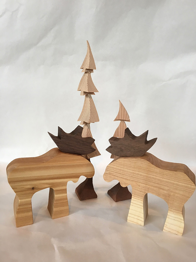 Reierwoods Moose