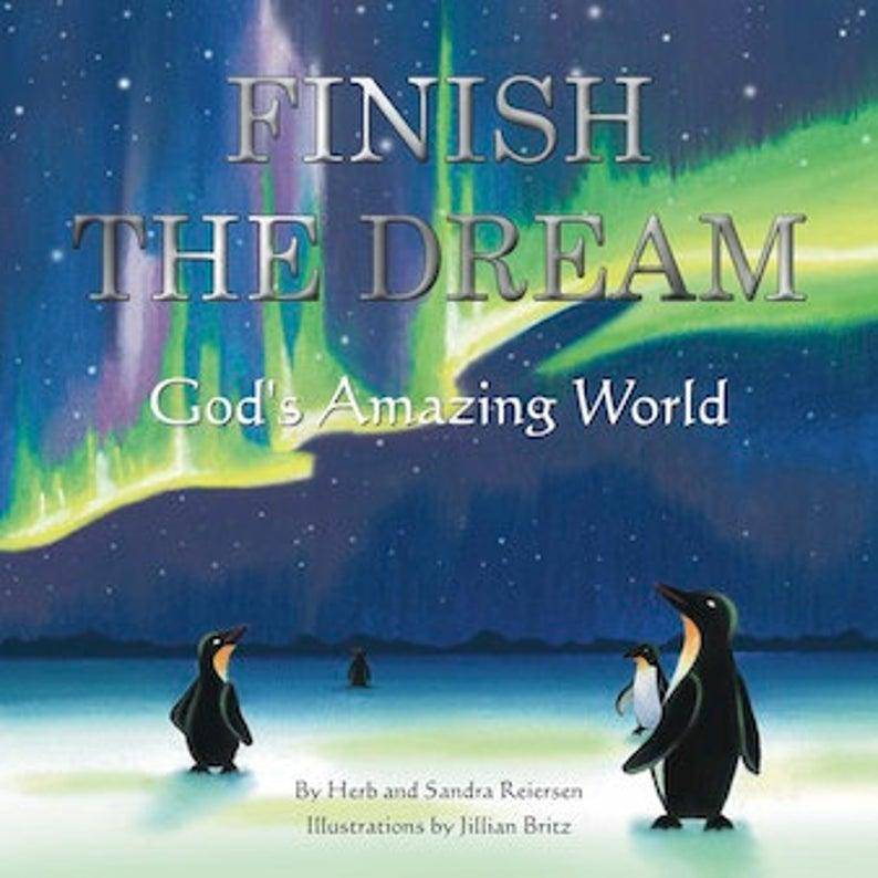 Finish The Dream