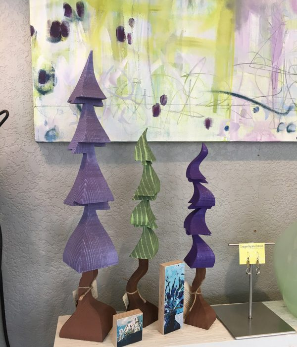 Reierwoods Colorful Tree Art and Gifts